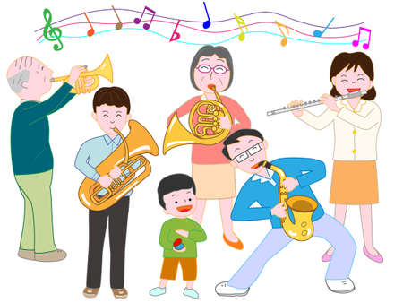 granddad: Family concert