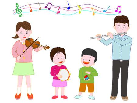 clarinete: concierto de los niños