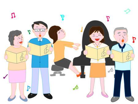 nursing association: Fun concert