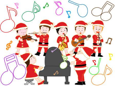 Fun Kids Christmas concert