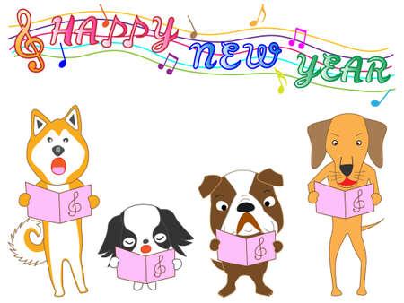 2018 投稿犬コンサート