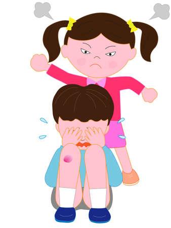 Childrens bullying problem