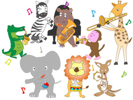 Animals ' concerts