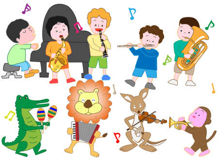 Animals and kids concerts