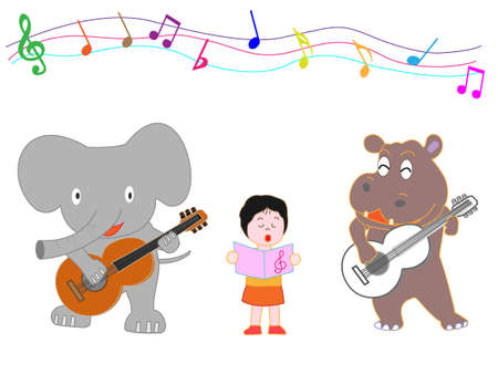 Concerts for kids and animals