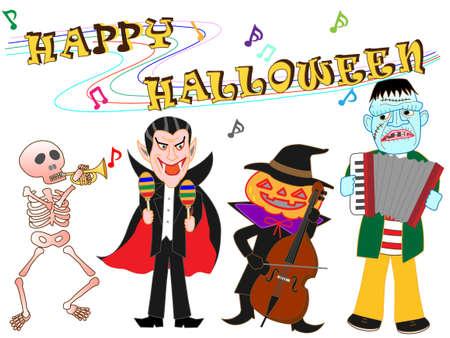 Concierto del día de Halloween