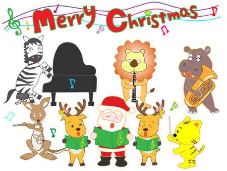 Zoo Christmas concert