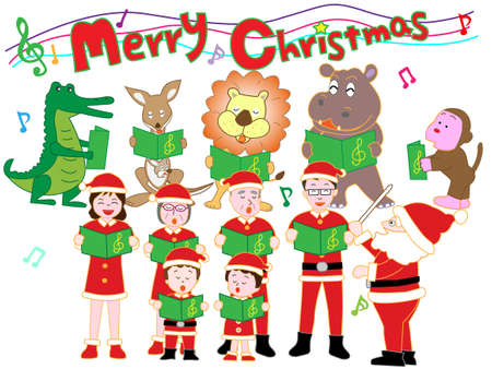 Christmas Concert for family and animals