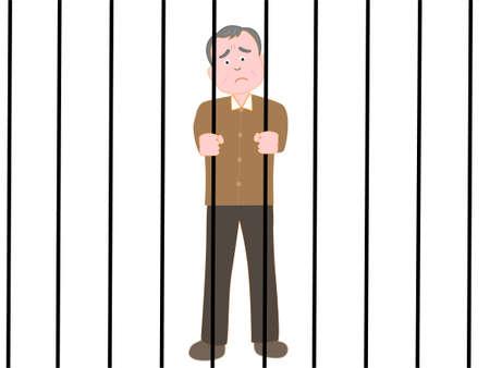 Senior incarcerated men