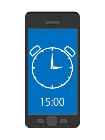 Smart phone signal 写真素材 - 120328823