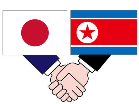 The relationship between Japan and North Korea.
