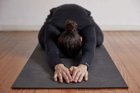 Yoga, relaxation, stretching, and meditation.