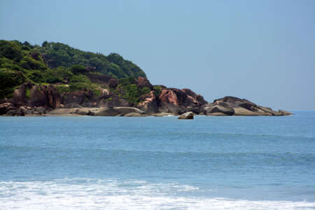 Shoreline - Agonda Bay, Goa