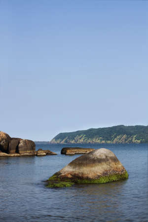Rock outcrops - Agonda Bay, Goa