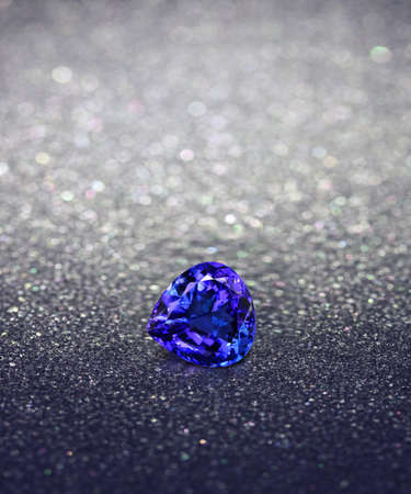 tanzanite: AAA tanzanite Gemstone Beauty shot