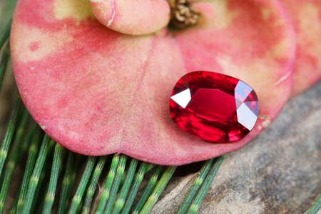 Gemstone Background Texture