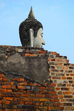 Wat Yai Chai Mongkol. Ayutthaya Province photo