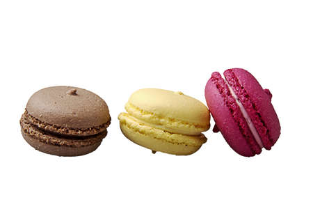 tasty macaroons photo