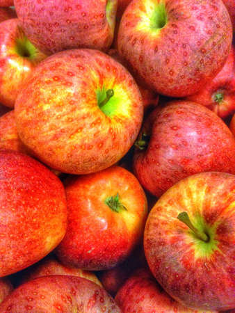 Colorfull apples