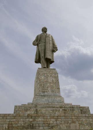 volgograd: The biggest Lenins monument in the world, Volgograd, Russia