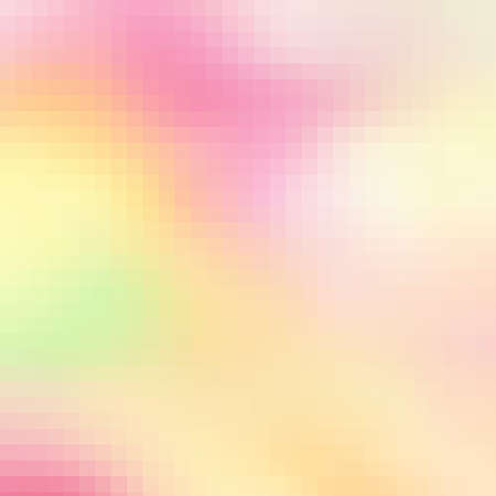 Abstract blurred pixel contemporary texture background - Trendy business website template with copy space