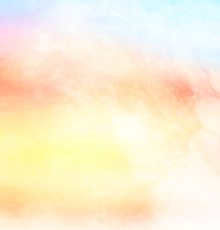 Bright old grunge colored painting background texture,illustration