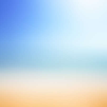 Abstract blurred beach texture background - Trendy business website template with copy space