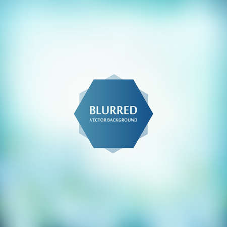 abstract bright blur background for web design Illustration