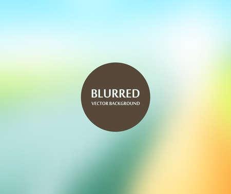 soft blurred abstract background set collection in subtle warm colors,landscape Illustration