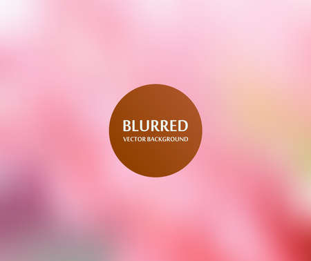 Vintage blur flower,abstract nature background