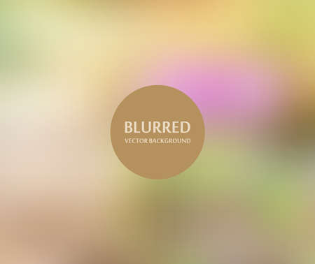 abstract blur background for web design, colorful background, Nature blurred unfocused Illustration