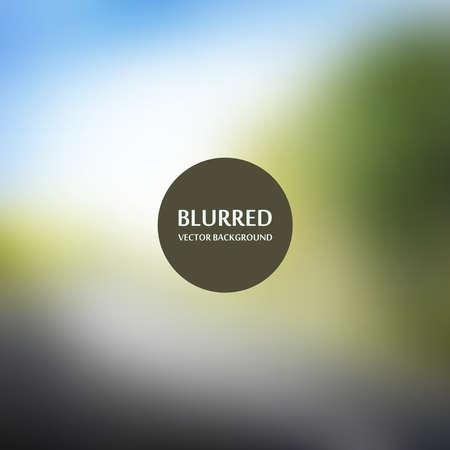 abstract blur background for web design, colorful background, Nature blurred unfocused , wallpaper Ilustração