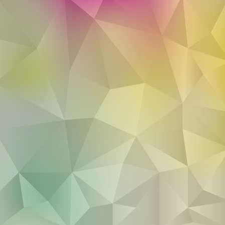 Polygonal Mosaic Background, Creative Business Design Templates,retro style Ilustração
