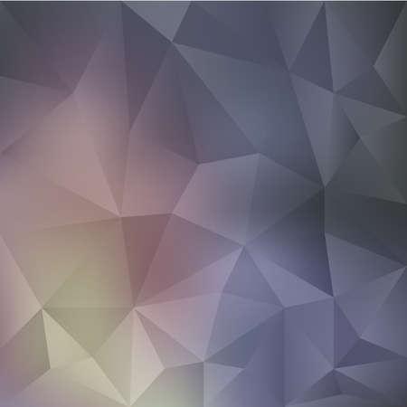 Polygonal Mosaic Background,  Creative Business Design Templates,retro style