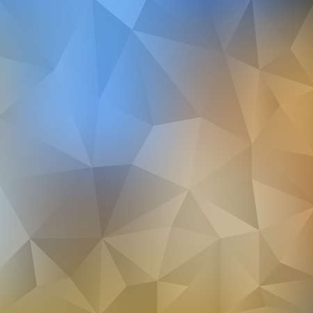 Polygonal Mosaic Background, Creative Business Design Templates,retro style 일러스트