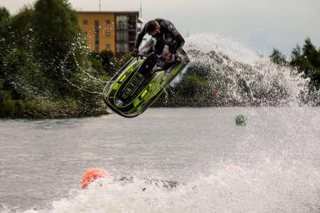 championships: Jet ski championships - free style show