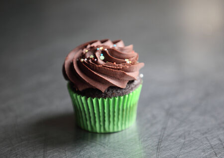 A fun and sweet cupcake photo