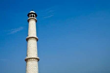 Taj Mahal - India. photo
