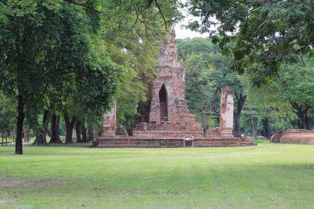 ayuthaya: Pagoda at Ayuthaya,Thailand