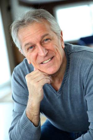 Portrait of senior man  Stock Photo - 9161248