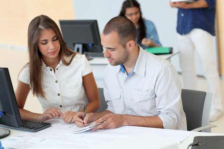 curso de capacitacion: Grupo de trabajo en curso