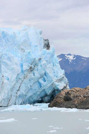 moreno glacier: Perito Moreno Glacier - South Patagonia - Argentina