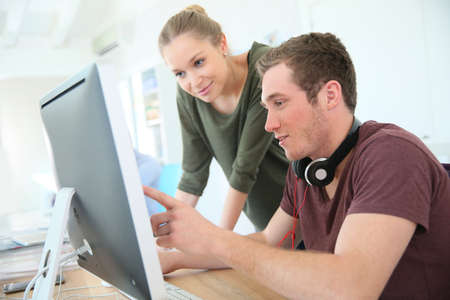 mates: Young people in digital design training course
