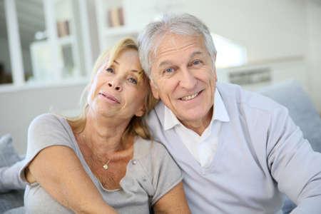 retirement: Portrait of senior couple enjoying retirement