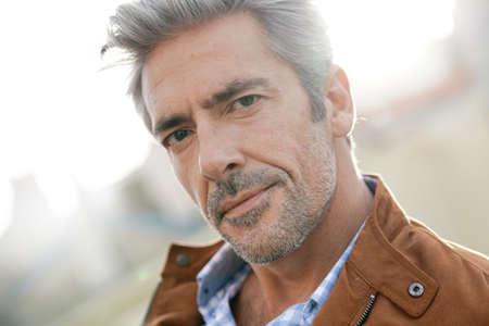 Handsome mature man photos