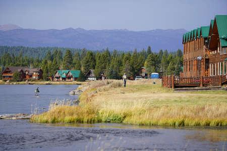 Henrys Fork river, Idaho