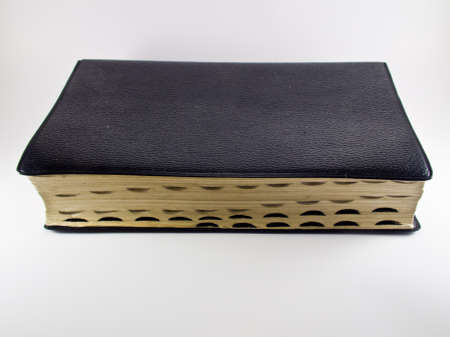This is a Holy Bible Its have black colour