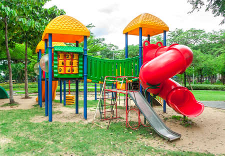 Play Ground in the park