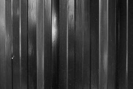 metal sheet: metal sheet in black and white syle