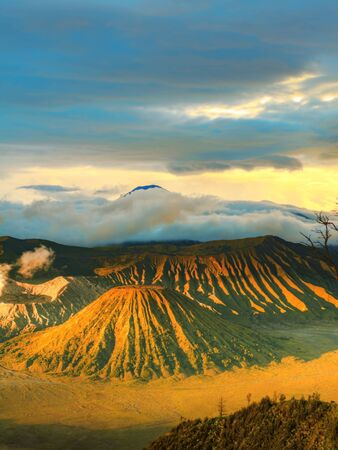 Bromo Tengger Semeru national park. Java. Indonesia Stock Photo - 7165547